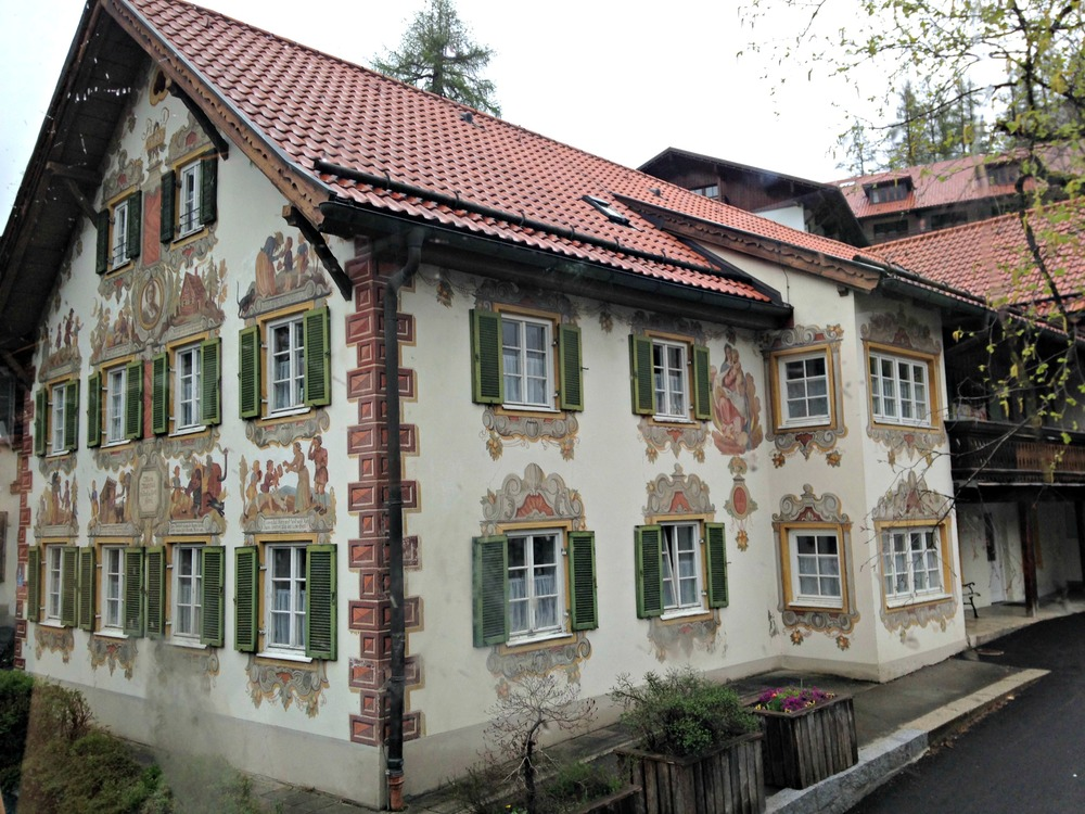 Hansel and Gretel house in Oberammergau