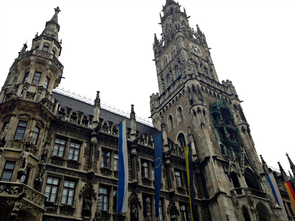Neues Rathaus (New Town Hall)