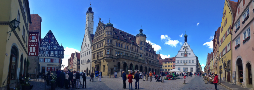 Rothenburg Market Square
