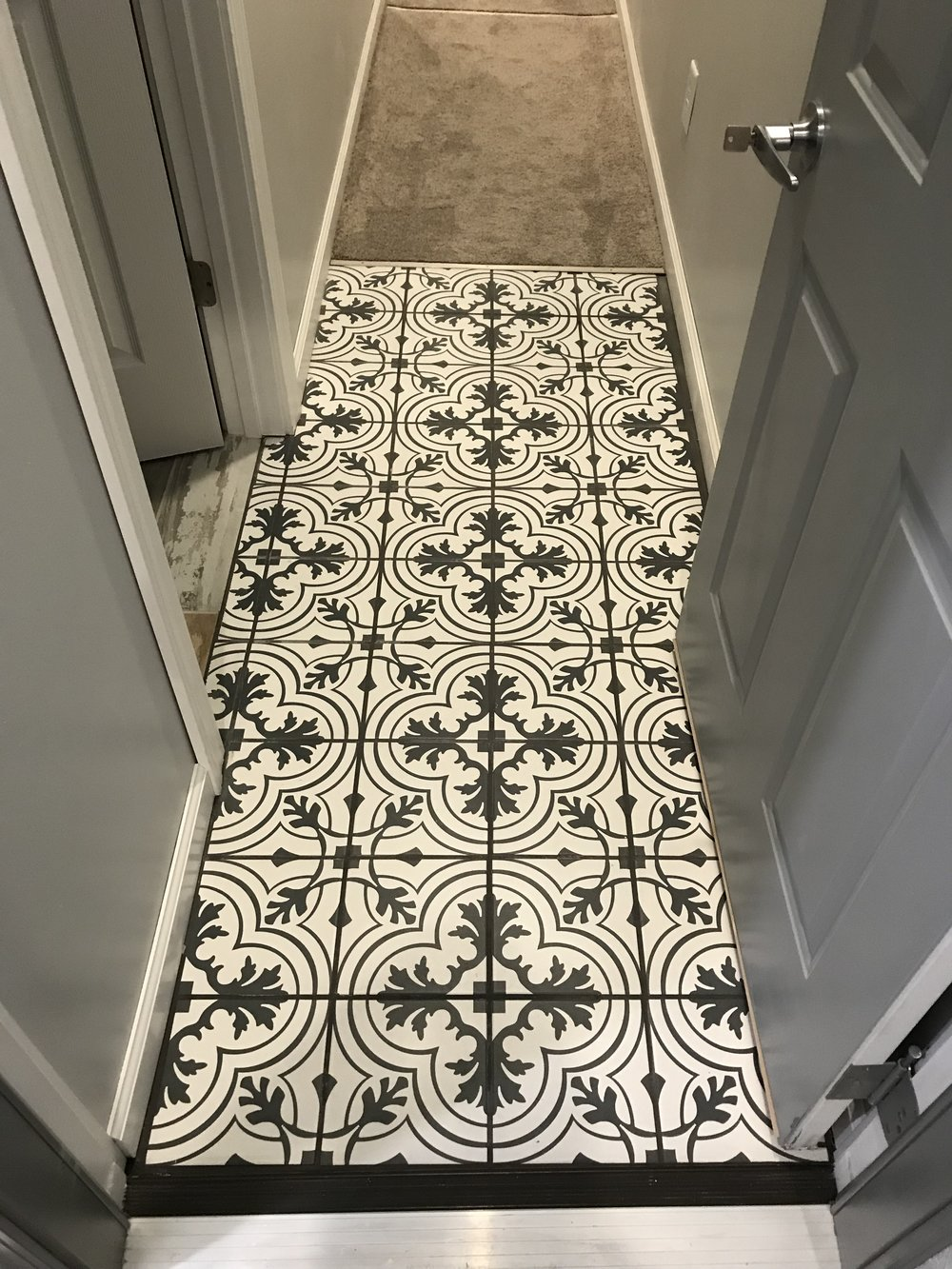 Beautiful Tile Floor