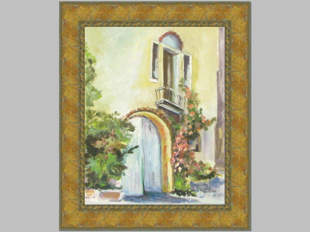 Italian painting Krummrich.JPG