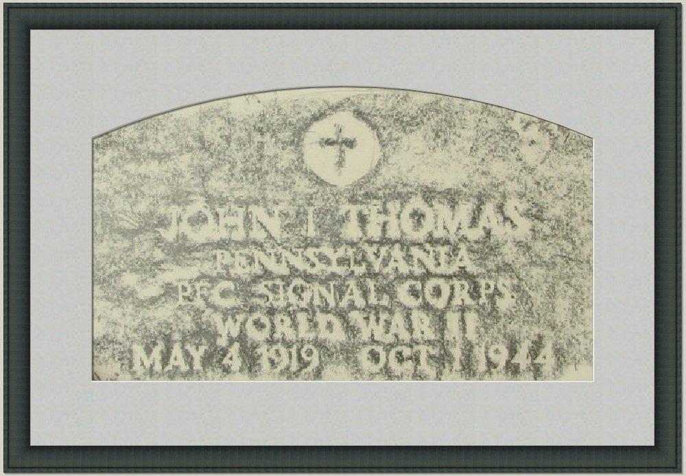 Grave marker Rubbing
