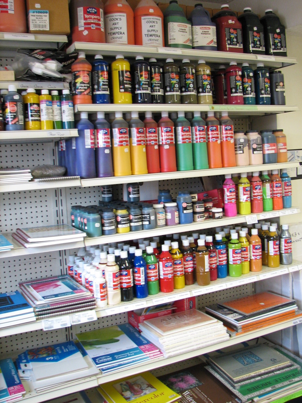 Tempra Paint and watercolour Pads