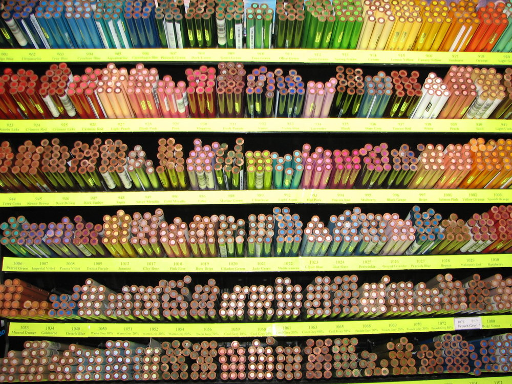 Prismacolor pencils 150 colors