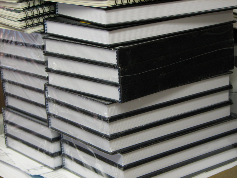 Hard cover sketchbooks and Hard cover spiral  bound sketchbooks