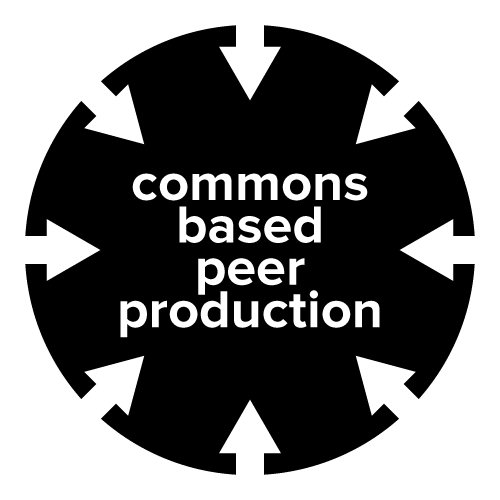 Commons based peer production