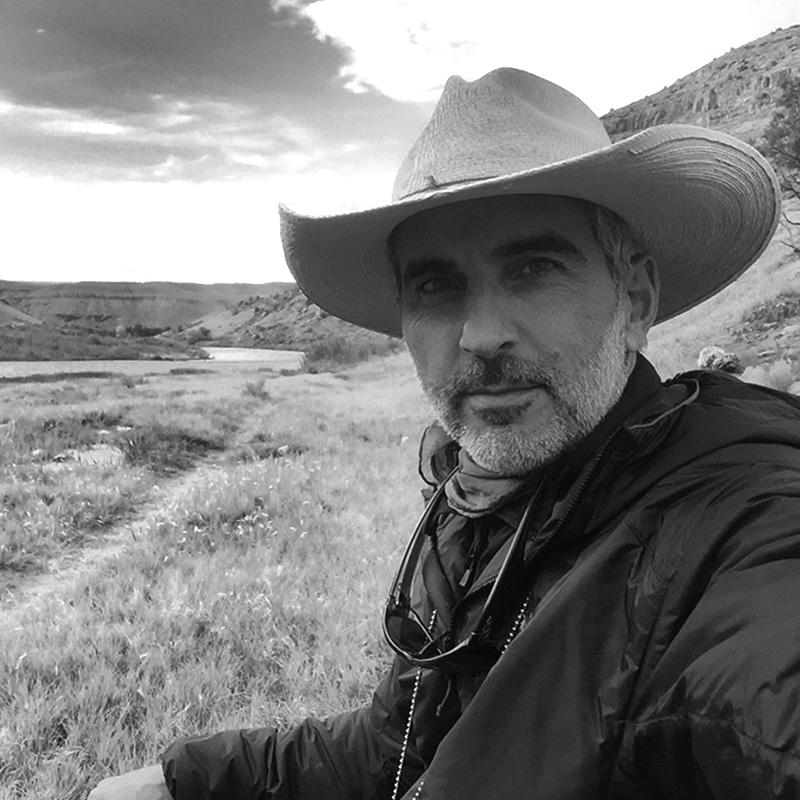 Keith Brauneis,  Creative Director