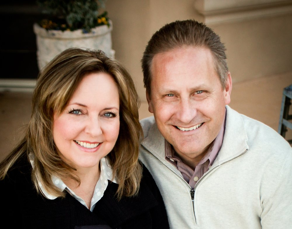 Steve and Jackie Green. Steve is the President of Hobby Lobby, the world's largest arts and crafts retailer.