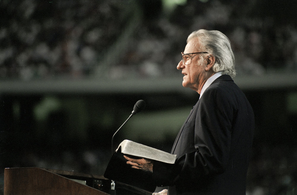 Tribute to a Faithful Servant, Billy Graham