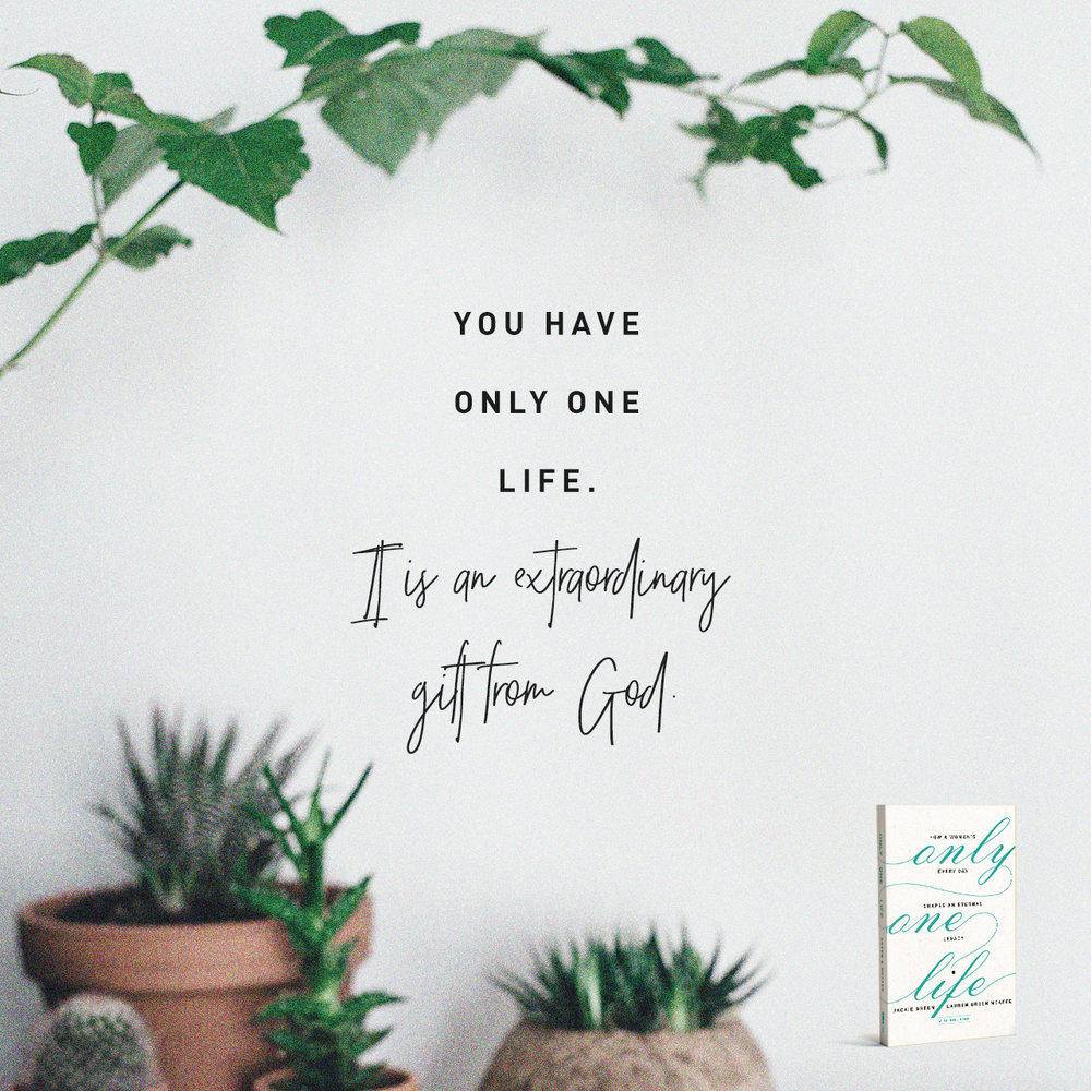 Only One Life by Jackie Green and Lauren McAfee