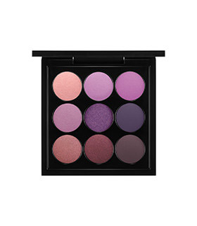 Eye Shadow X9: Purple Times Nine by MAC Cosmetics $40.00