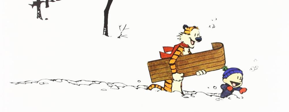 Calvin & Hobbes Inspiration