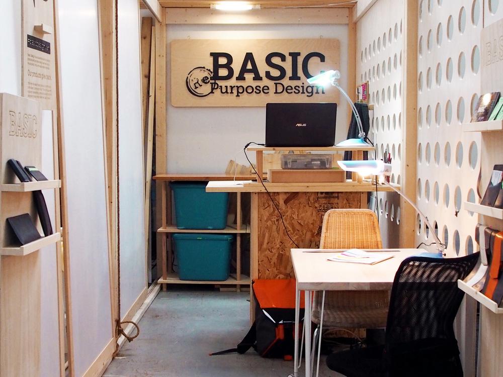 Basic Studio Space - Front