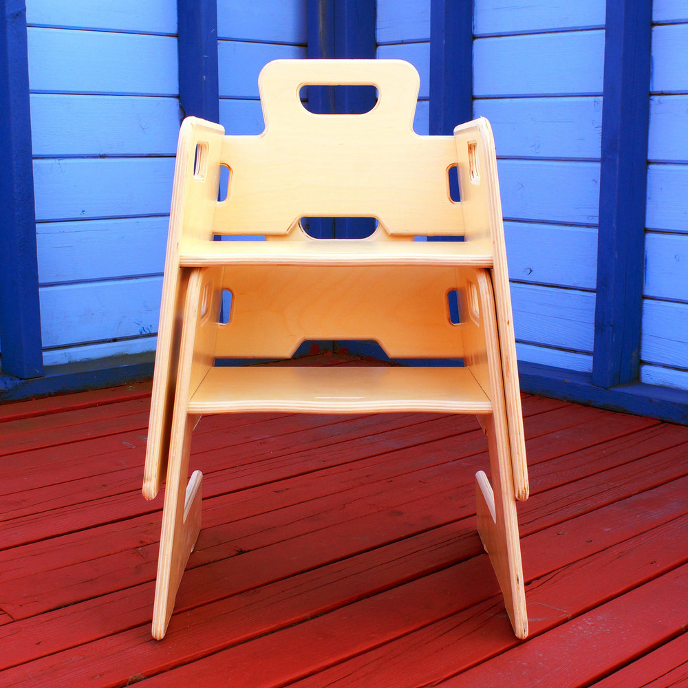 Larry  | Designer Kids Chair