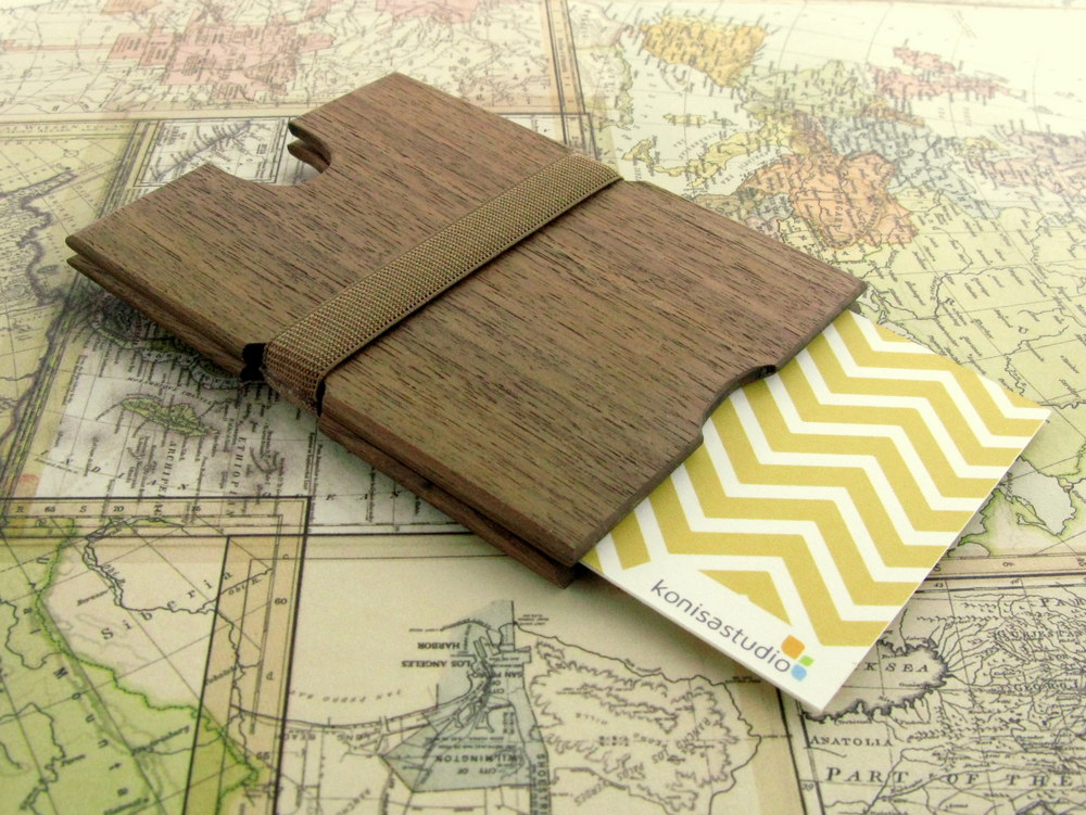 Terminal - Passport Book Holder