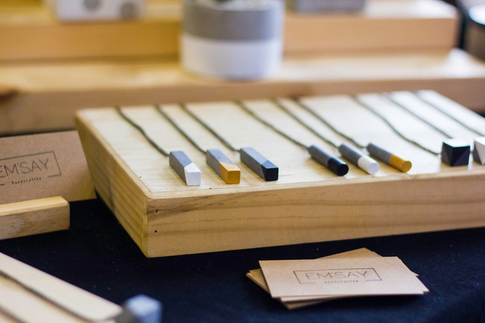 Fall For Local - Emsay Concrete Craft Goods