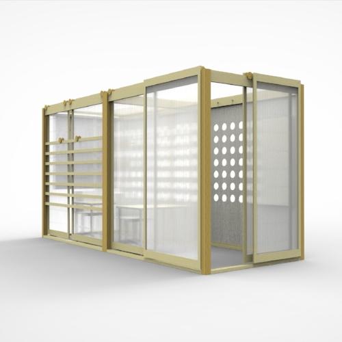 Objekt Series -100 sq/ft Studio Space