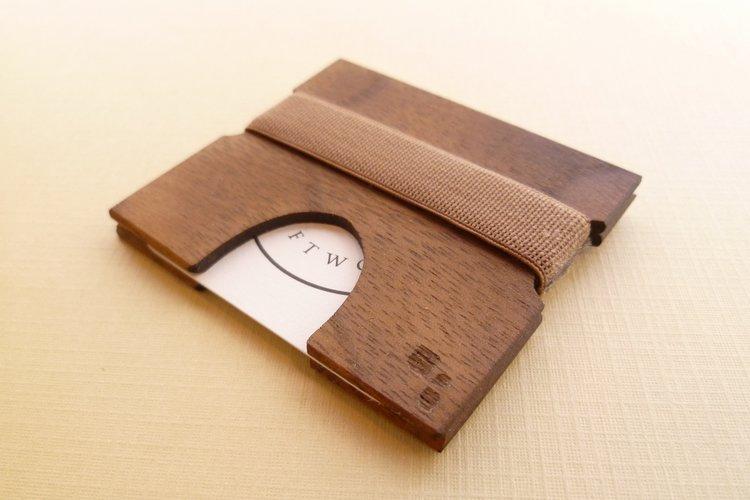cordova m square business card holder - Square Business Card Holder