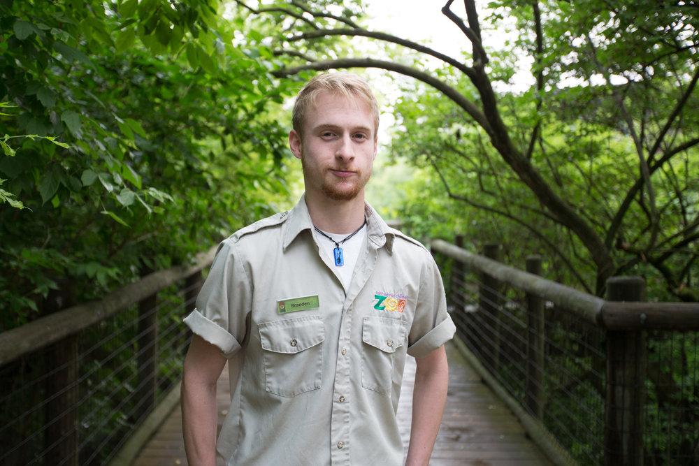 Braeden, Zookeeper, '17
