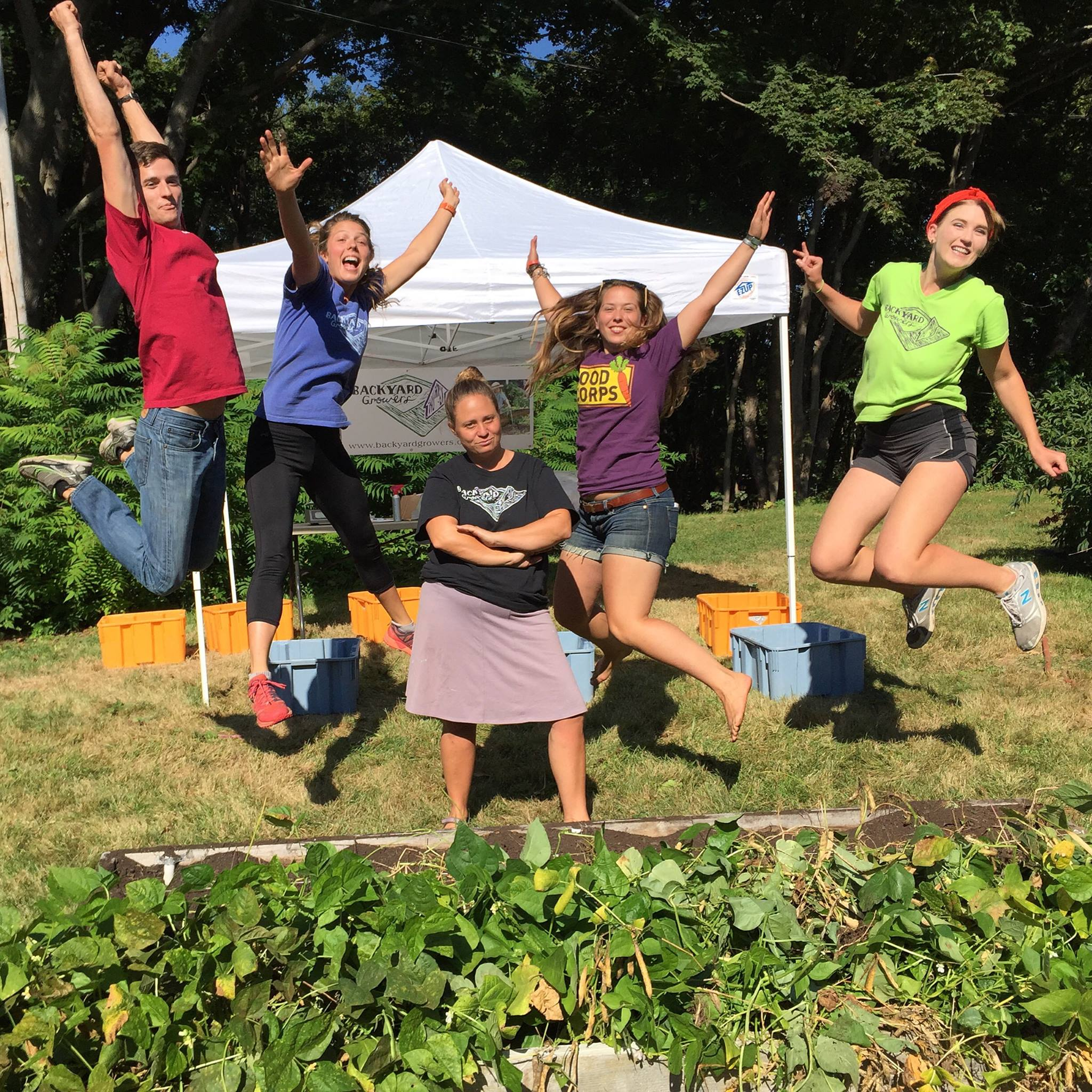 Now Hiring Community Programs Manager Backyard Growers