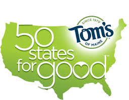 "Tom's of Maine ""50 States for Good"""