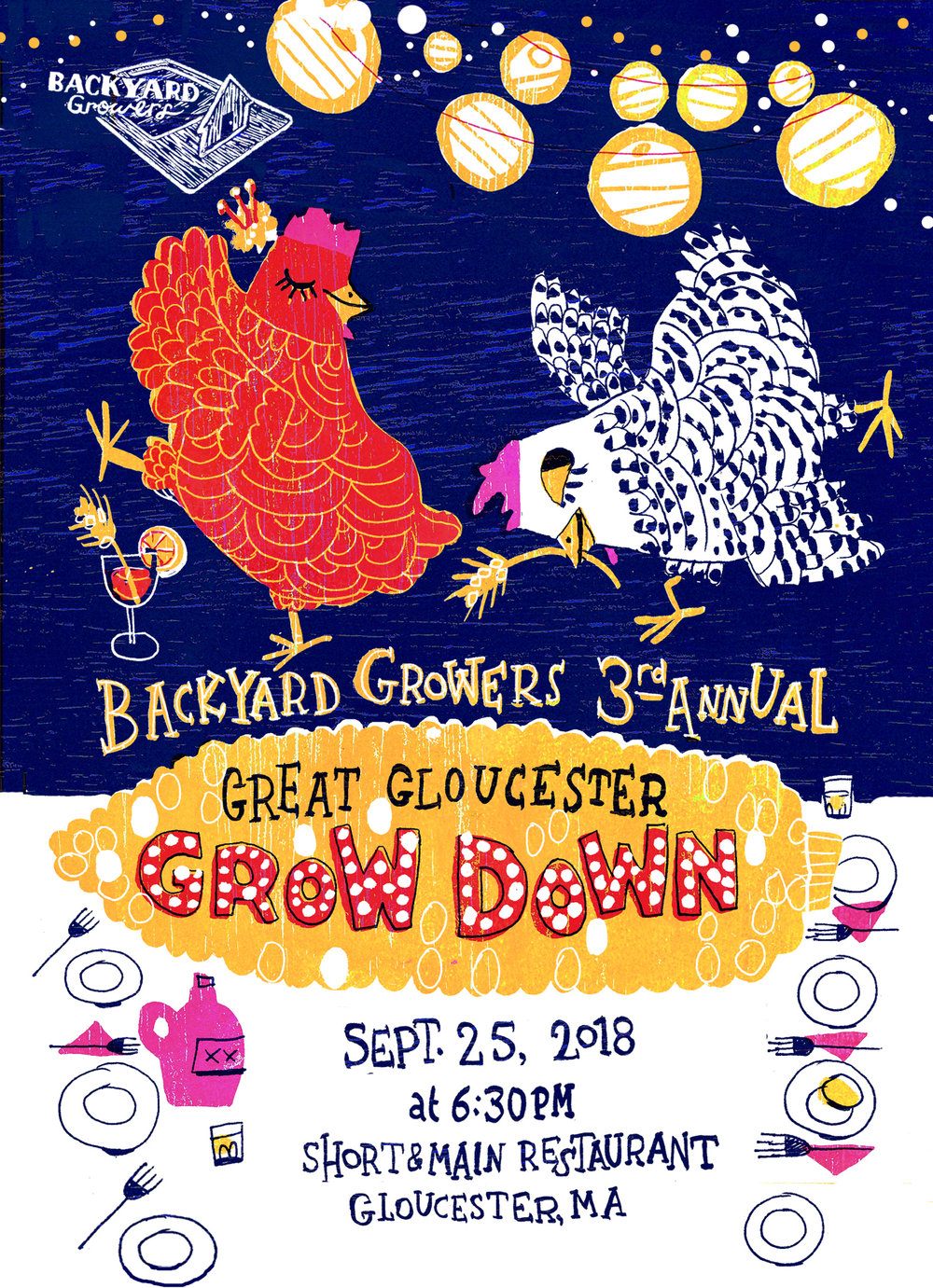 Calendar Of Events Backyard Growers