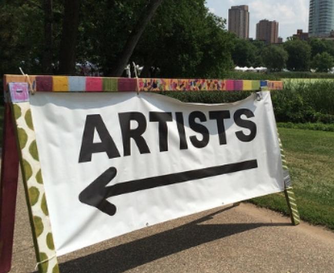 Loring Park Art Festival - July 29-30, 2017