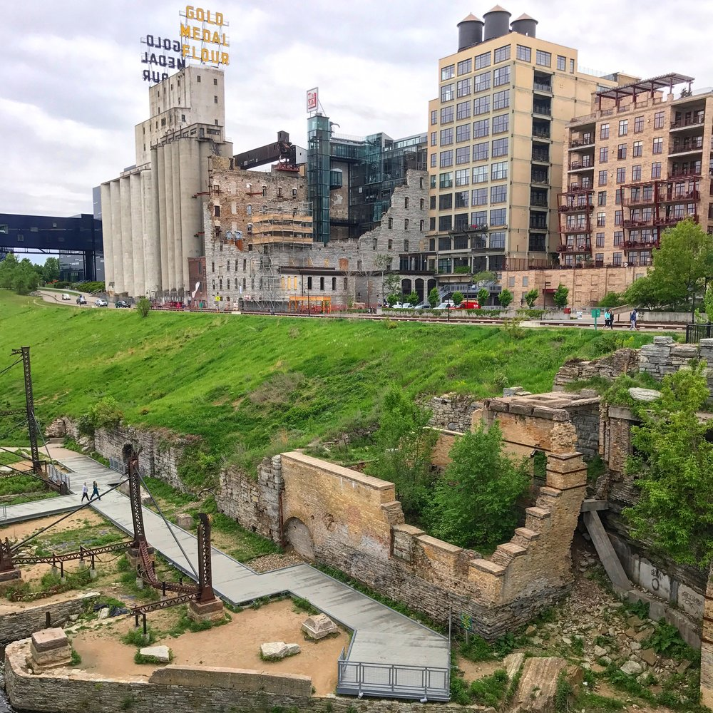 Mill City Museum ~ Live & Love MN