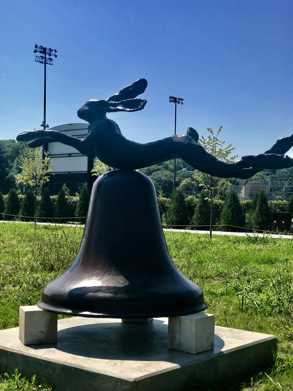 Hare on Bell on Portland