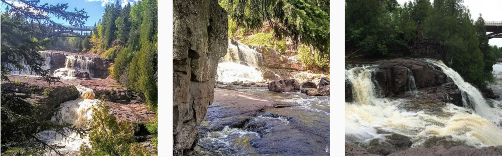 Gooseberry Falls Image From Instagram