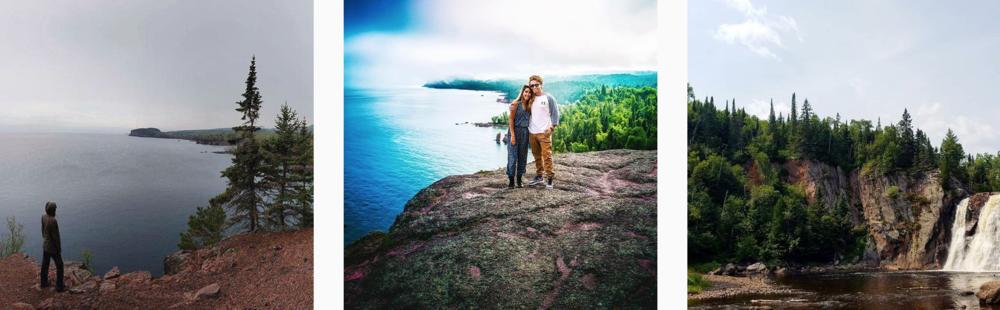 Instagram Location Tettegouche State Park
