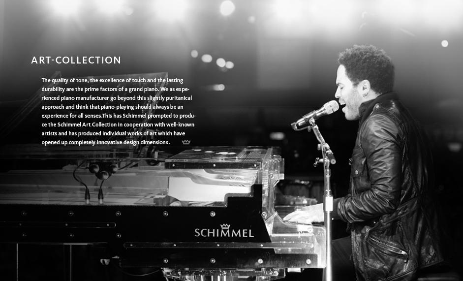 Schimmel Pianos Art Collection