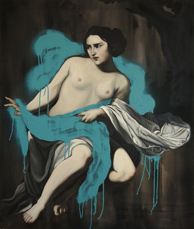 Sussana (Blue)