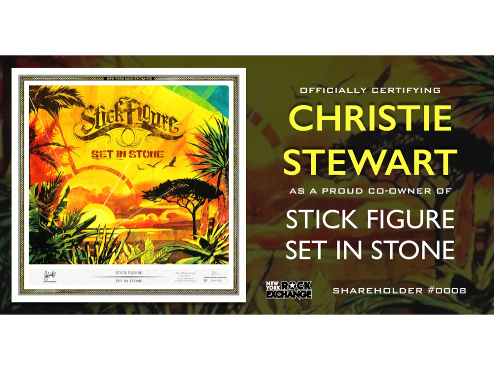 Christie Stewart -  Owner #0008