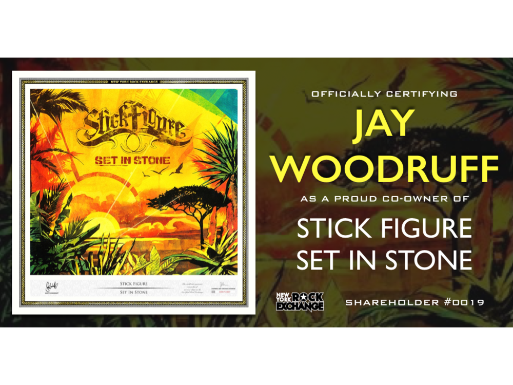 Jay Woodruff -  Owner #0019