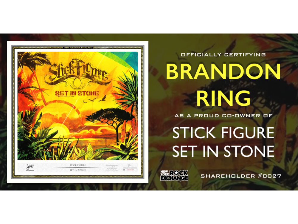 Brandon Ring -  Owner #0027