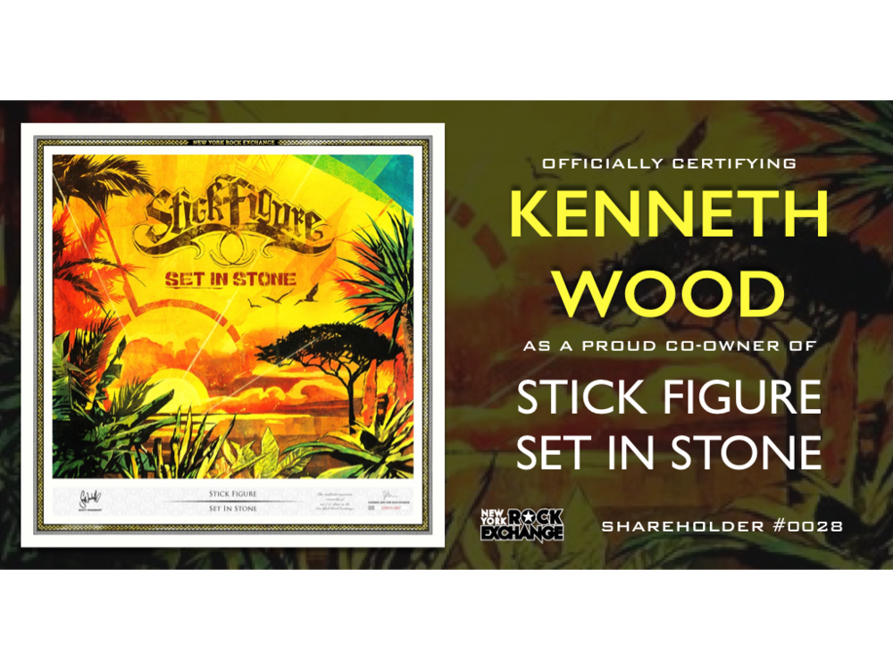 Kenneth Wood -  Owner #0028