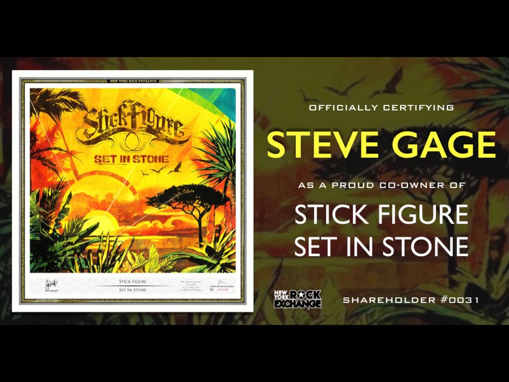 Steve Gage -  Owner #0031