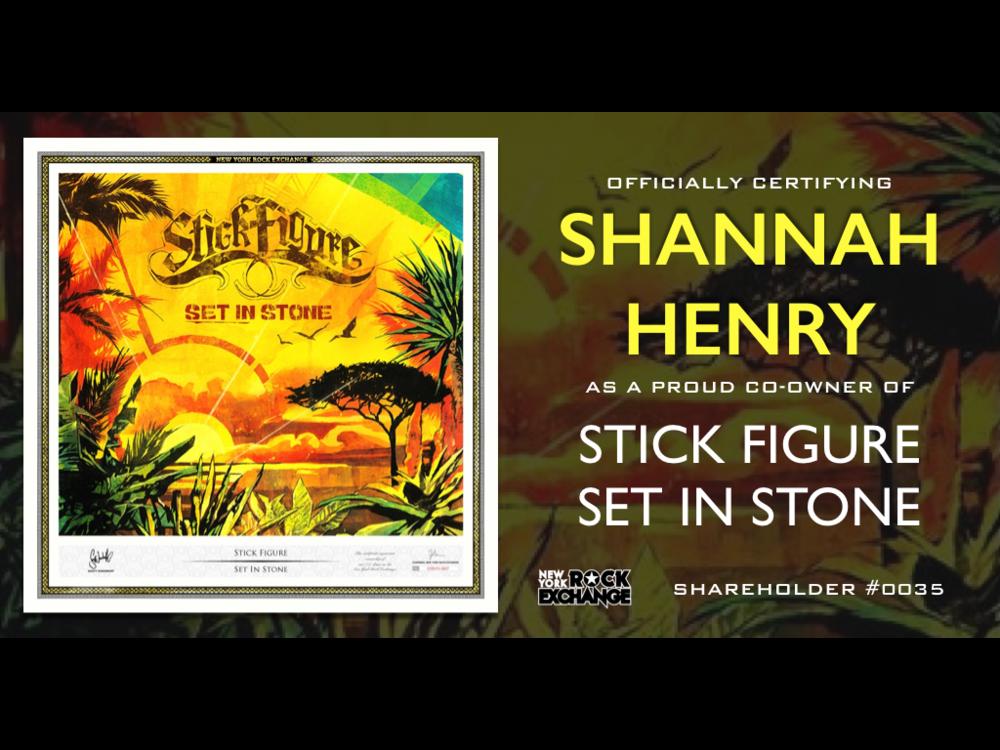 Shannah Henry -  Owner #0035