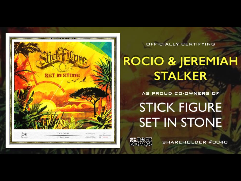 Rocio & Jeremiah Stalker -  Owner #0040