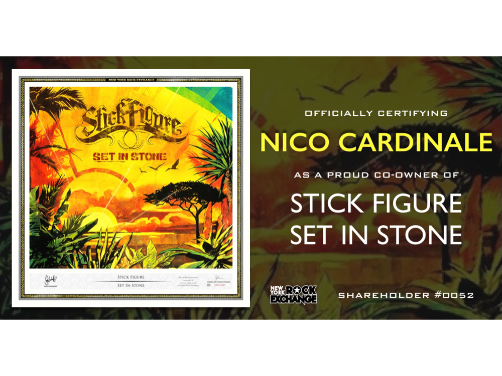 Nico Cardinale -  Owner #0052