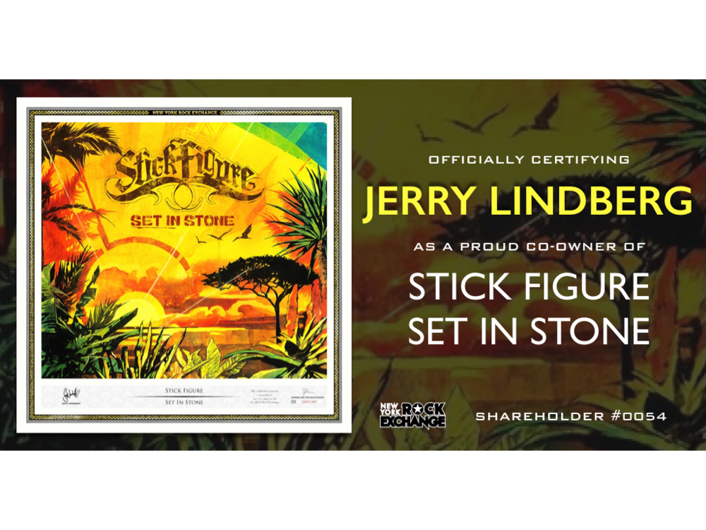 Jerry Lindberg -  Owner #0054