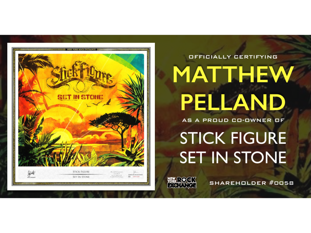 Matthew Pelland -  Owner #0058