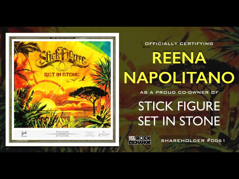 Reena Napolitano -  Owner #0061