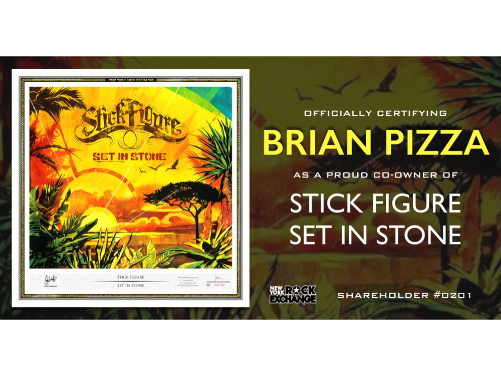 Brian Pizza -  Owner #0201