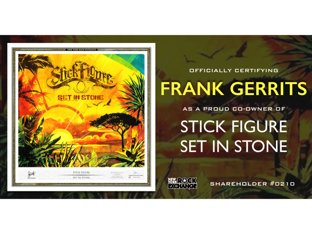 Frank Gerrits -  Owner #0210