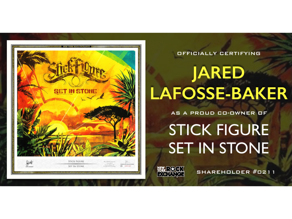 Jared LaFosse-Baker -  Owner #0211