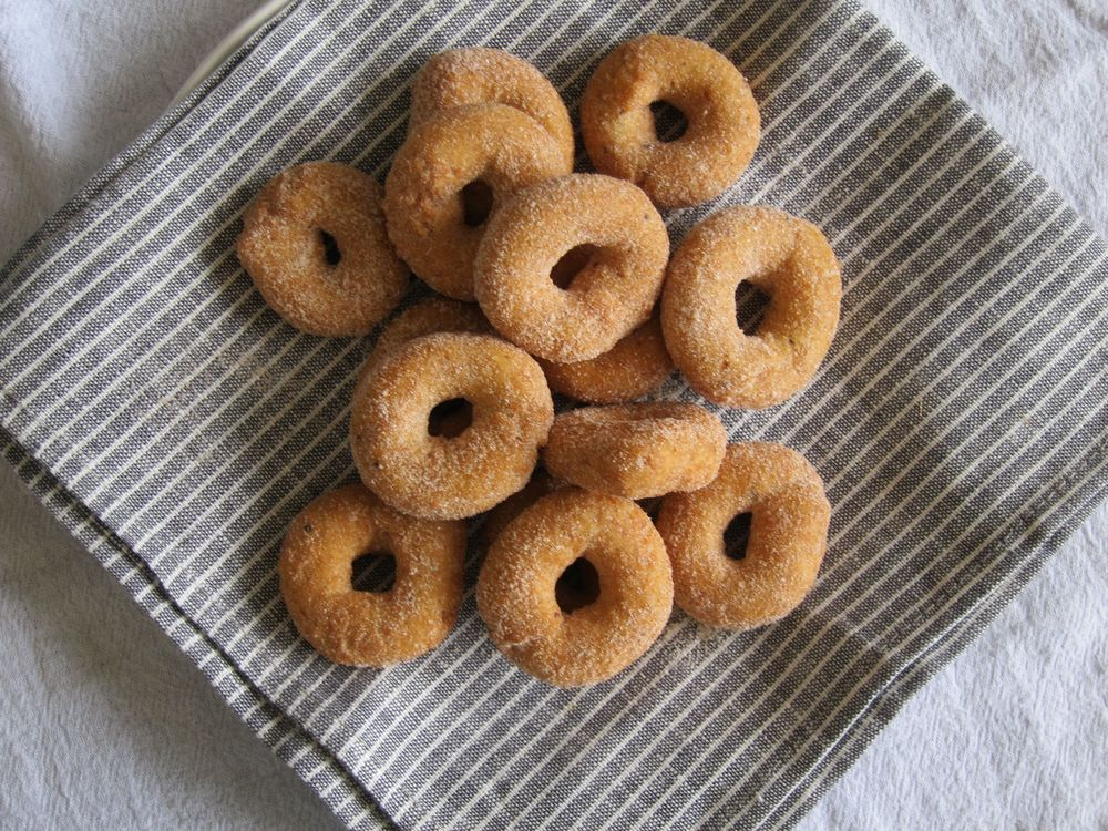 Matzoh Donuts