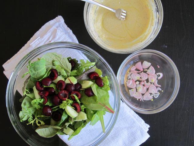 Cherry Salad