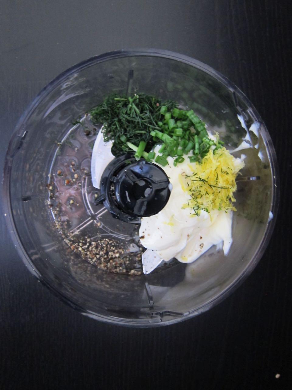 Herb Caper Mayo